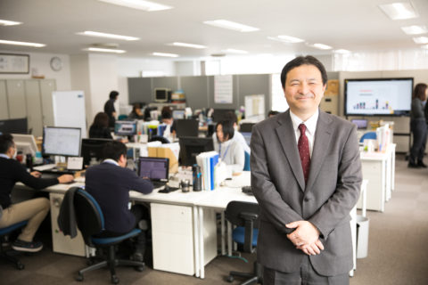 「FaceMe」のパートナー企業・株式会社JMiX代表取締役社長丸田健一氏から見たサイバーリンク社とは